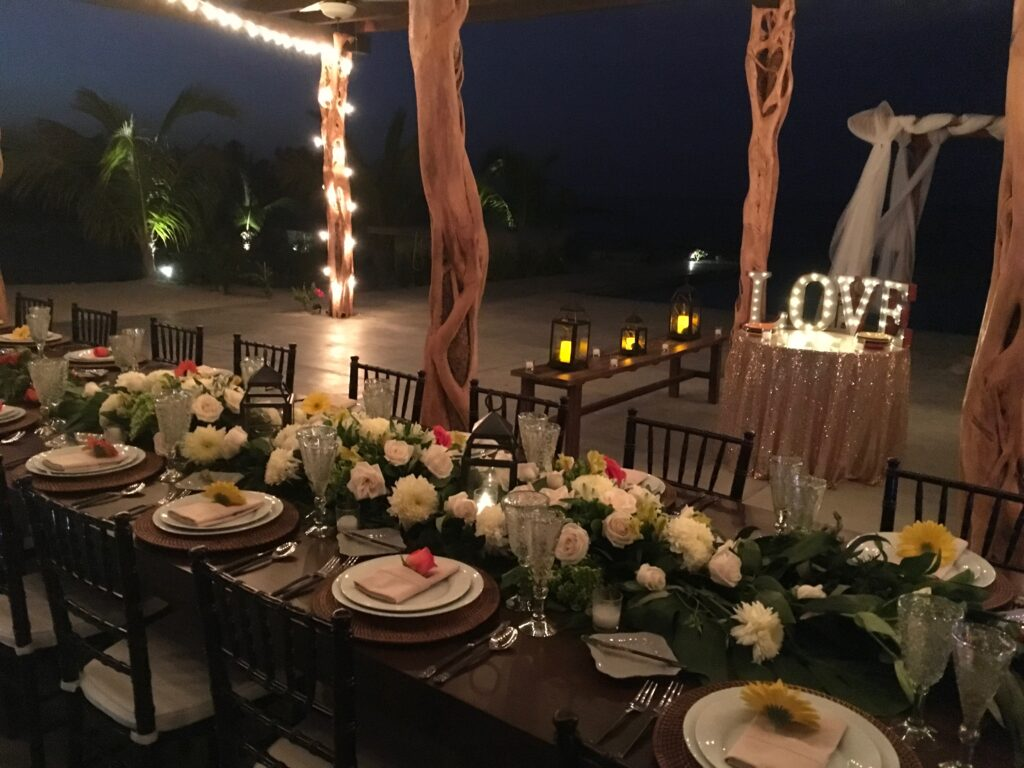 Baja wedding planner